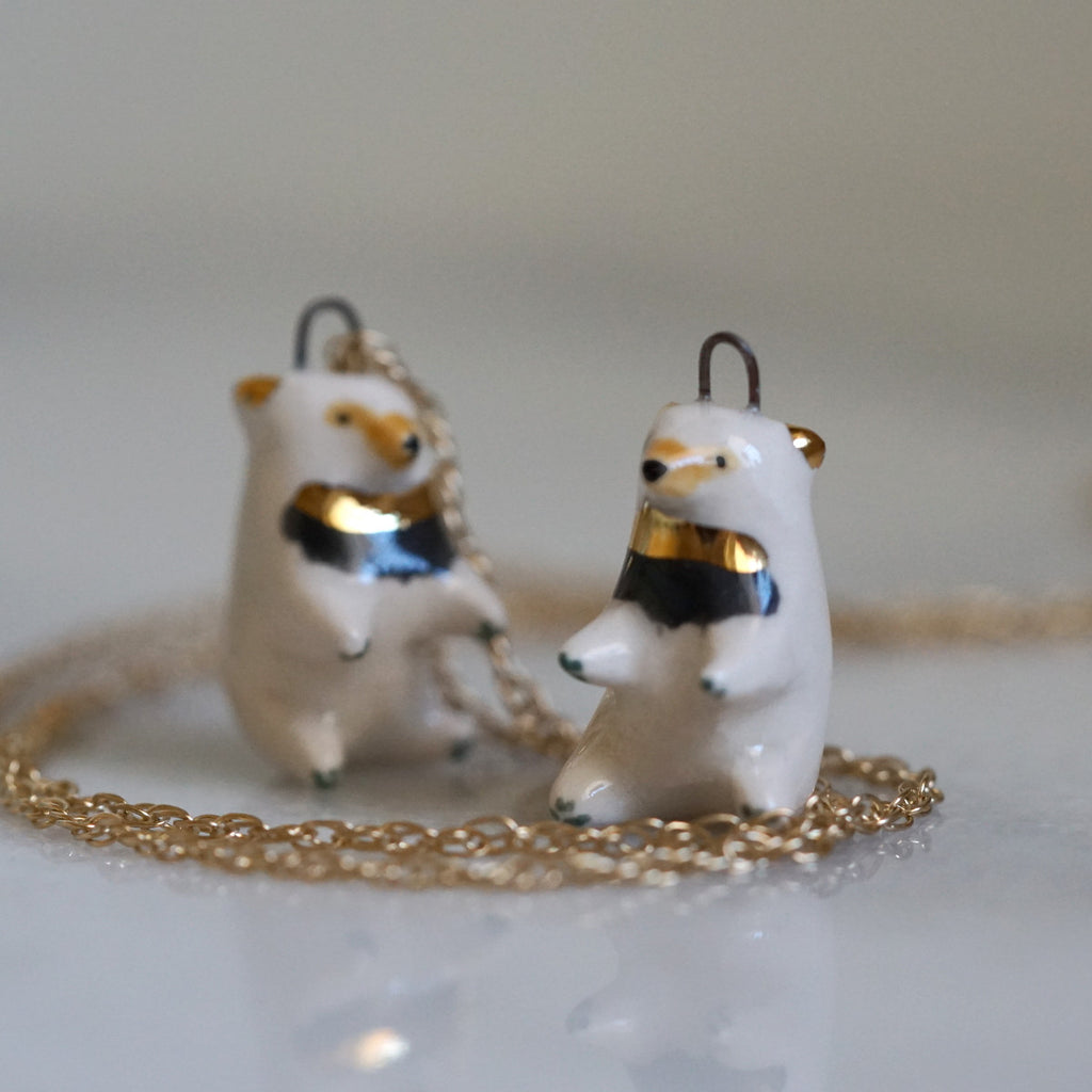 Kermode Bear Necklace