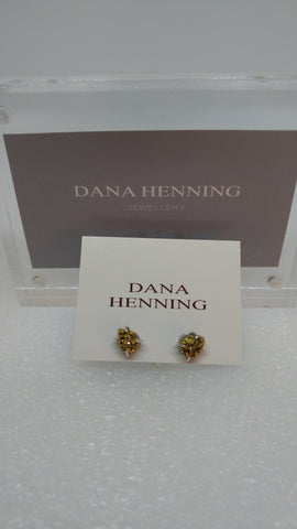 Dana Henning Druzy Agate Earrings