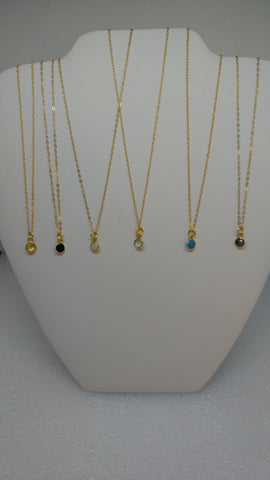 Dana Henning 14kt Gold Filled Necklace