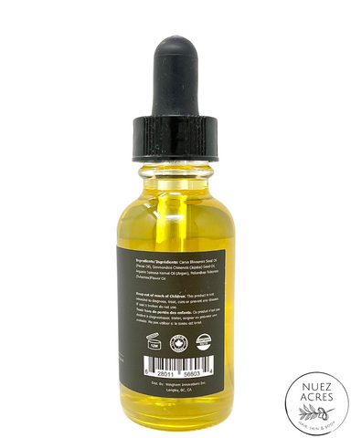 Nuez Acres Hydrating and Conditioning Beard Oil