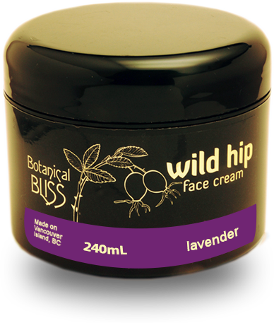 Botanical Bliss Wild Hip Face Cream