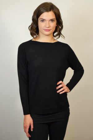 Bella Boat Neck Sweater