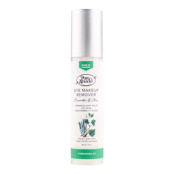 Pure Anada Cucumber and Aloe Eye Makeup Remover
