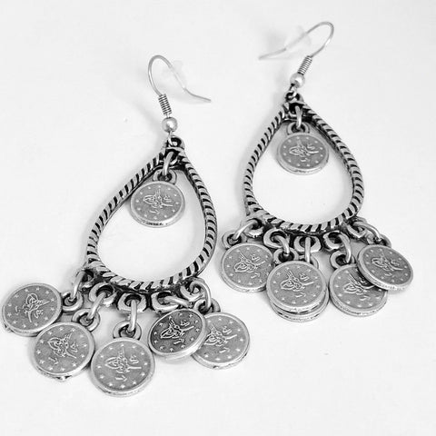 Sazzu Earrings
