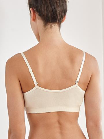 Blue Canoe Organic Cotton Adjustable Bra