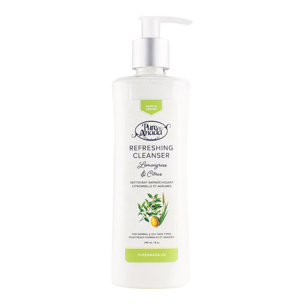 Pure Anada Lemongrass & Citrus Refreshing Cleanser