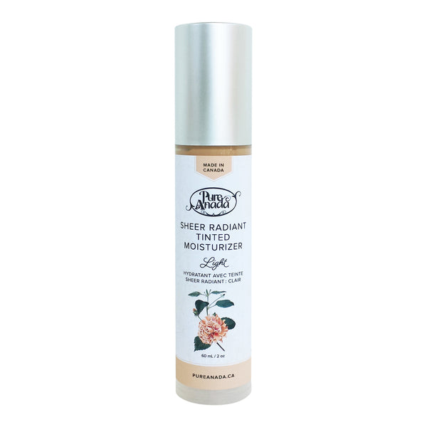 Pure Anada Sheer Radiant Tinted Moisturizer