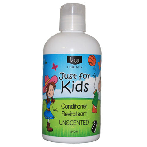 Kogi Naturals Just for Kids Conditioner Unscented
