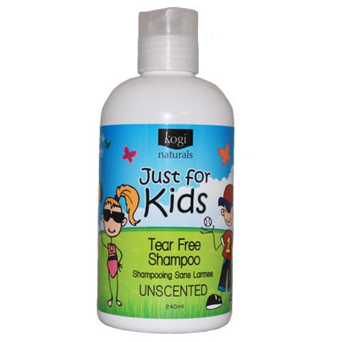 Kogi Naturals Just for Kids Shampoo Unscented