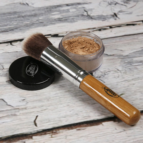 Pure Anada Vegan Flat-Top Foundation Brush