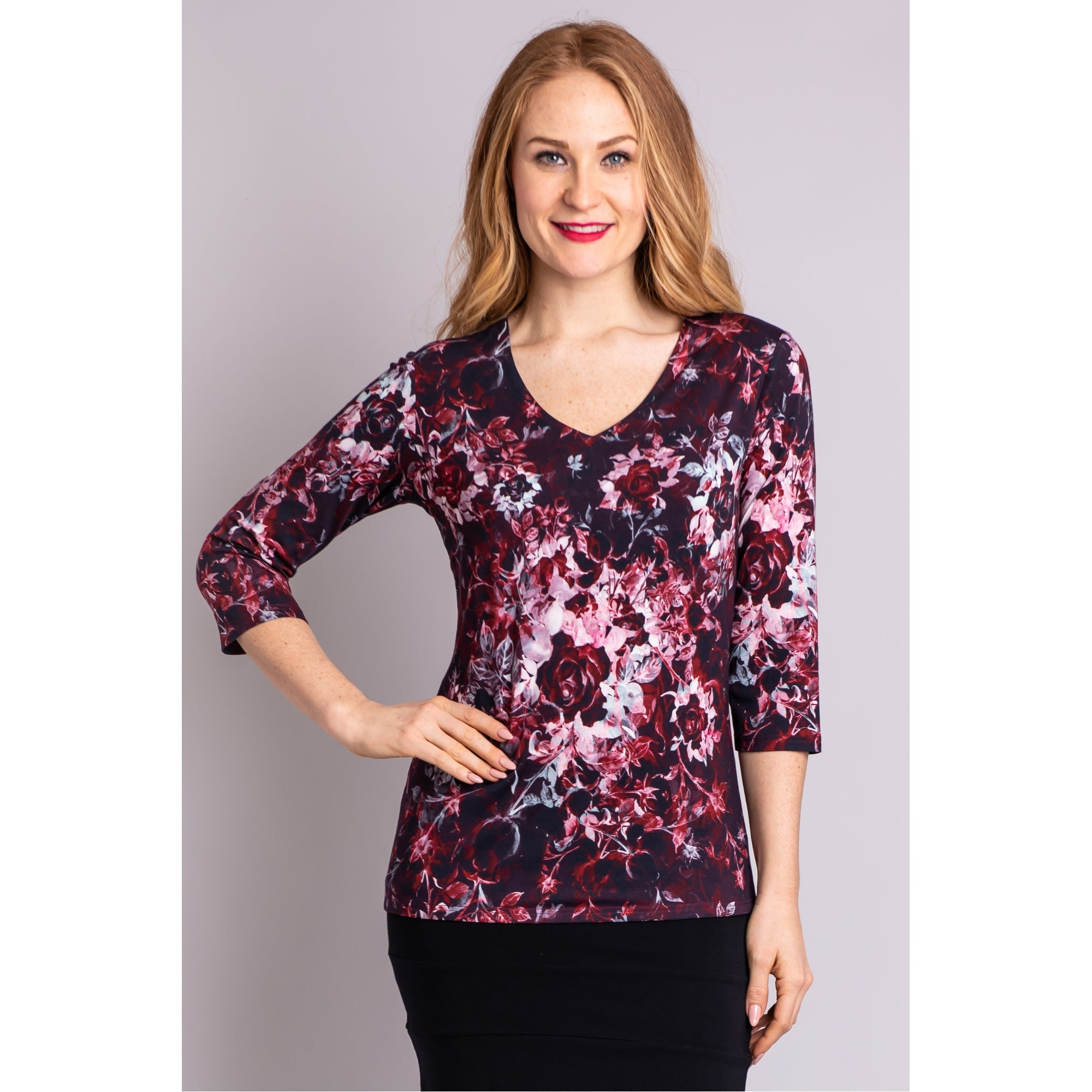 Mia Bamboo Top