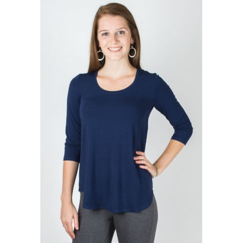 Jazz 3/4 Sleeve Top