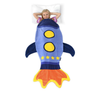 Kids Rocket Blanket