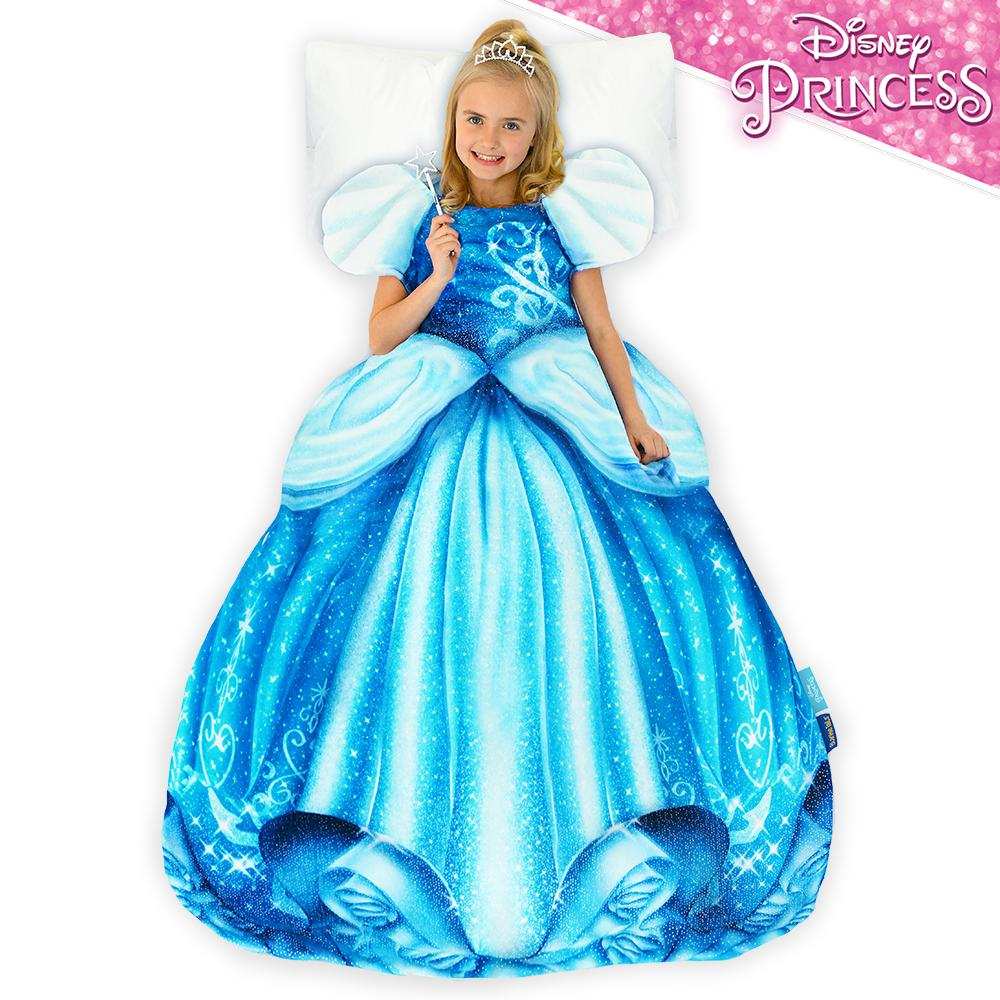 Disney Princess Cinderella Blanket By Blankie Tails