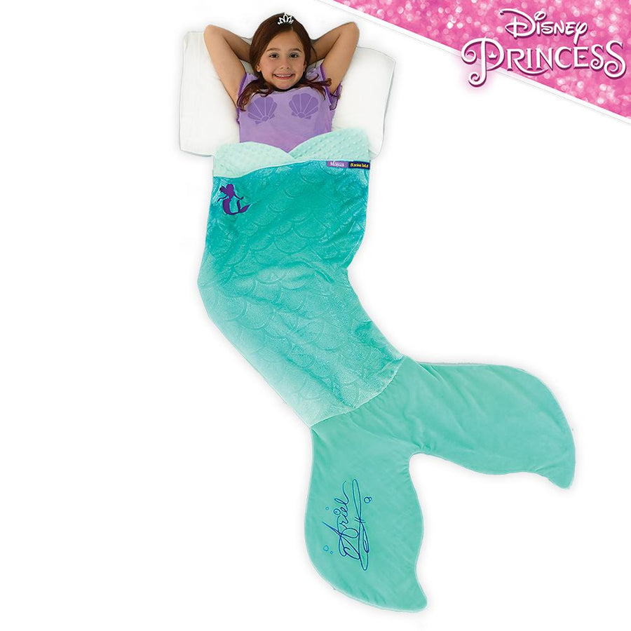 Disney Princess The Little Mermaid Blankie Tails