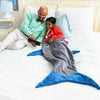 Glow in the Dark Shark Blanket
