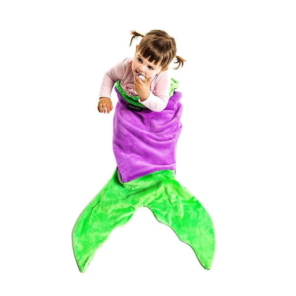 Toddler Mermaid Blanket by Blankie Tails® - Assorted Colors
