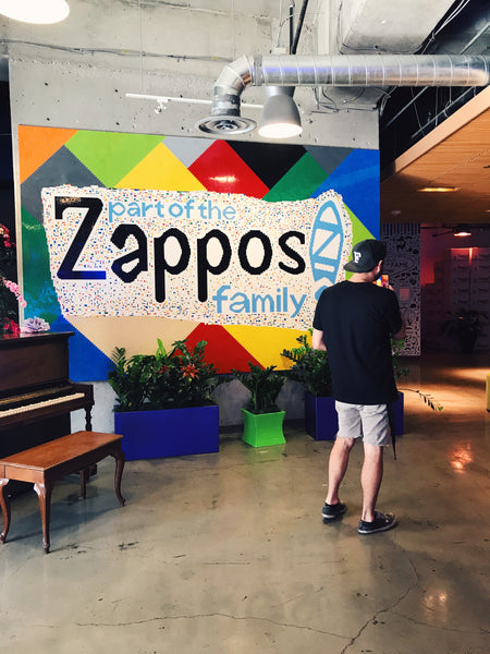 FBNW Joins Forces With Zappos