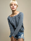 FBNW Unplug Chill Sweater - Fashion that gives back