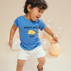 That's What Cheese Said - Baby Tee - FOR BETTER NOT WORSE Fashion That Gives Back Ending Child Hunger In The US