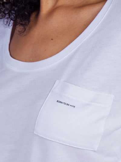 Born To Be Mild - Pocket Tee
