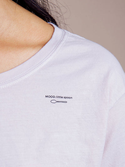 FBNW Mood Little Spoon Boxer Tee: Fashion That Gives Back