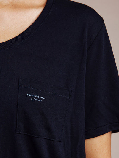 FBNW Mood Little Spoon Pocket Tee: Fashion That Gives Back