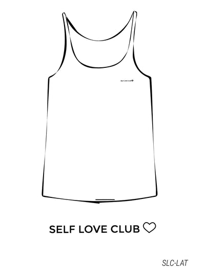 Self Love Club - LA Tank