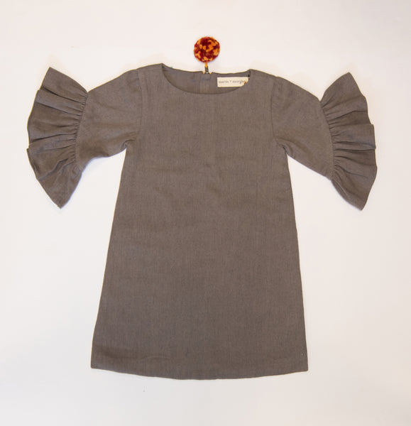 grey lexi dress for mommy