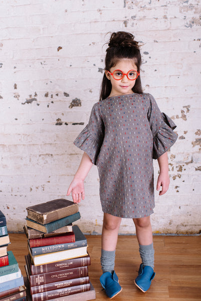 swiss dot lexi dress