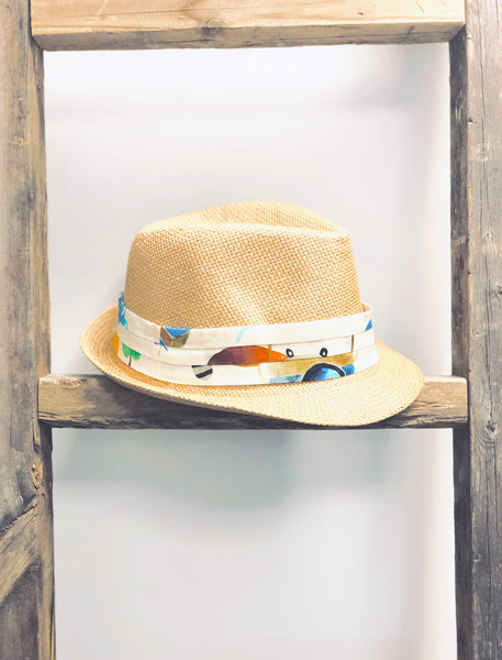 summer camp fedora