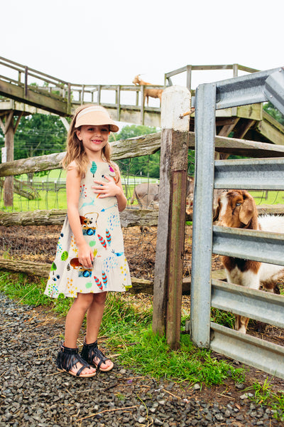 summer camp nicole dress