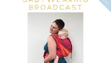 Global Tapestry Special Guest on The Babywearing Broadcast Podcast