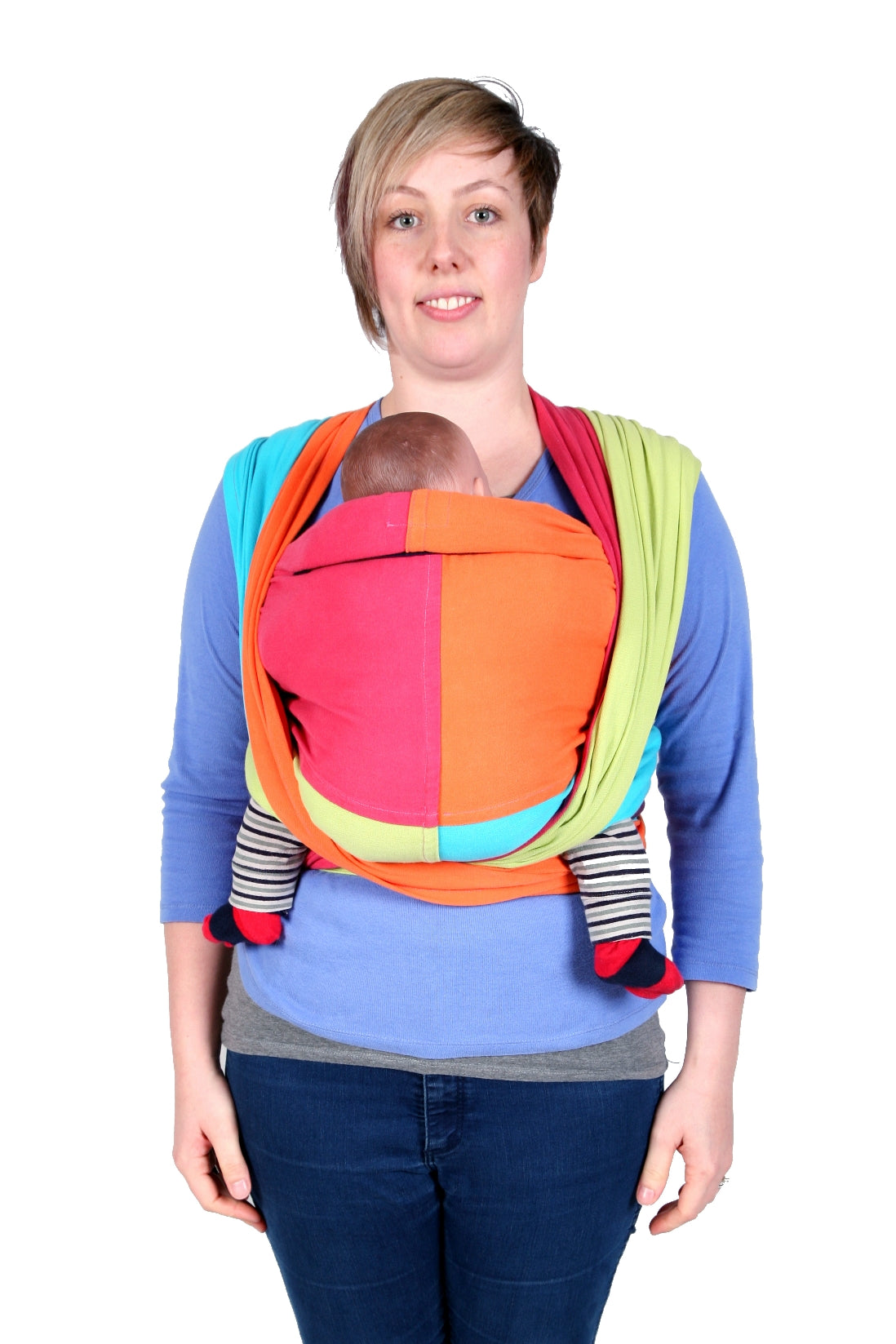 Global Tapestry - Inoshi Baby Carrier - Front Carry