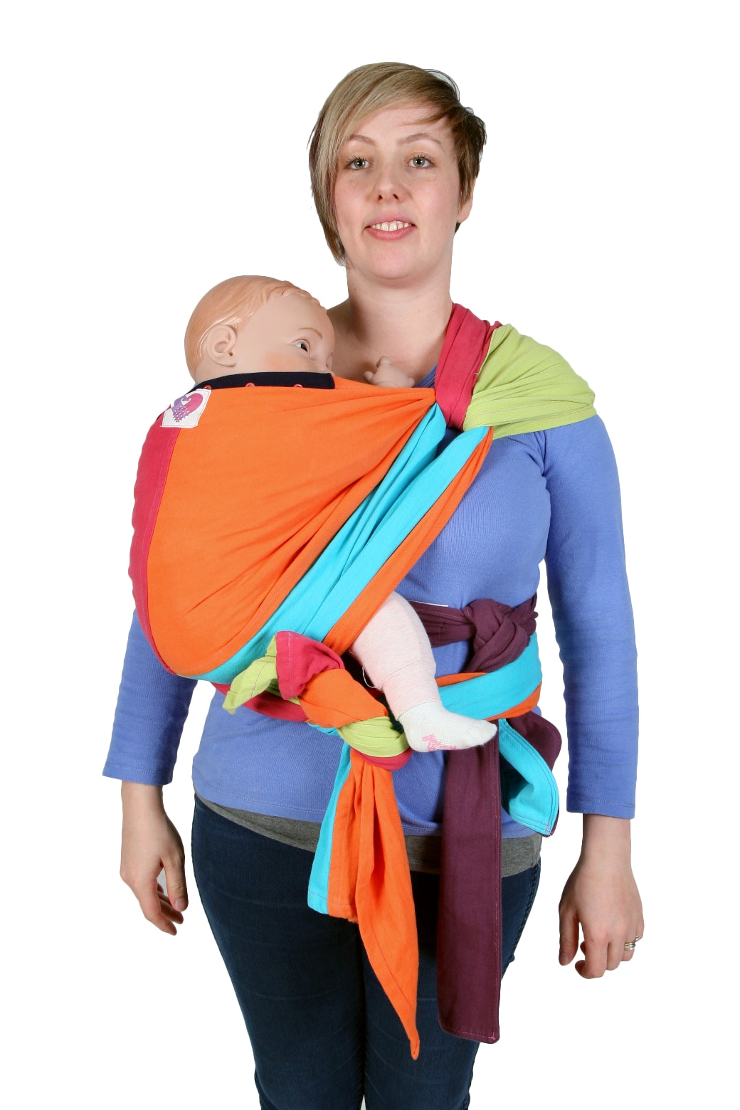 Global Tapestry - Inoshi Baby Carrier - Hip Carry