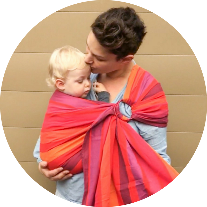 Ring Sling Safety Babywearing Safely Global Tapestry