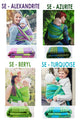 Baby Carrier Inoshi - Custom Made - 30+ Colours