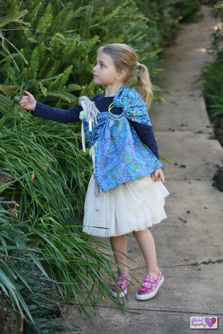 Doll Ring Sling - Forest Dreaming