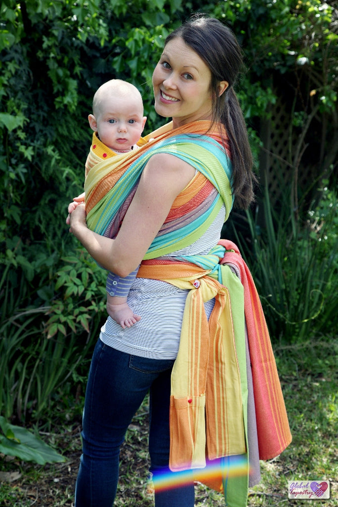 Baby Carrier Inoshi - Sunny Agate