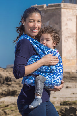 Knitted Stretchy Wrap - Wanderlust Essaouira