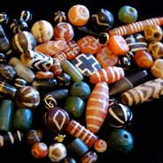 Ancient Pyu Beads