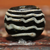AG 105 Ancient  Islamic Era Tabular Bead