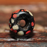AG 106 Ancient Roman Glass Double Crumb Bead