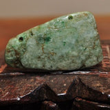 PC 11 PreColumbian Jade Pendant for Ceremonial Use