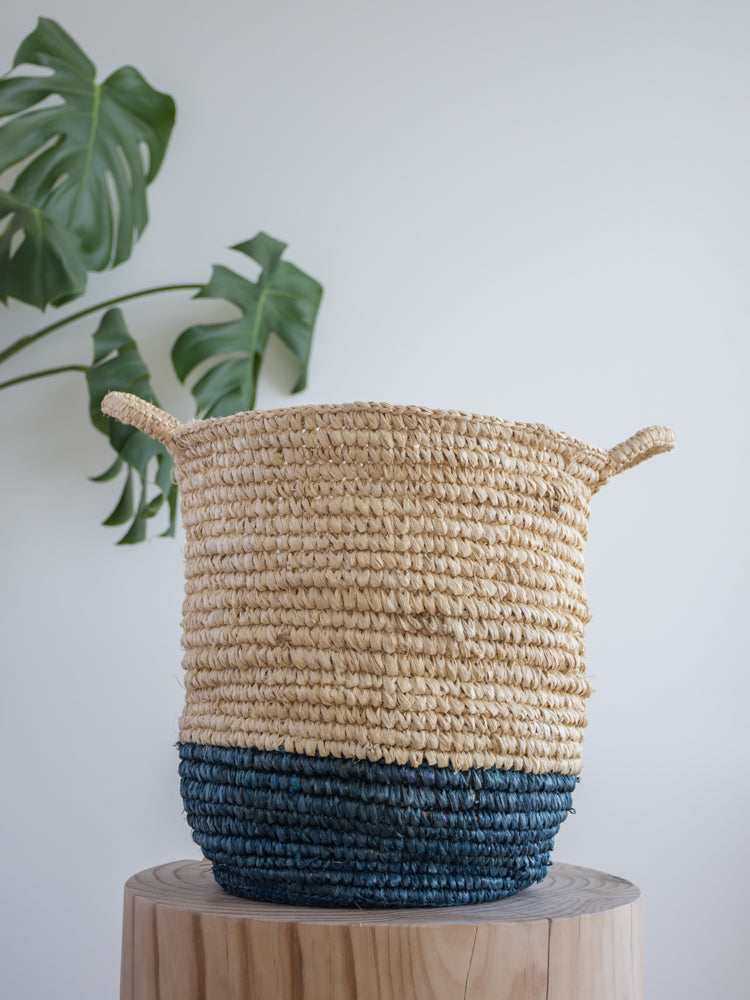 Georgie Basket Blue
