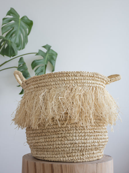 Johnny Fringe Basket