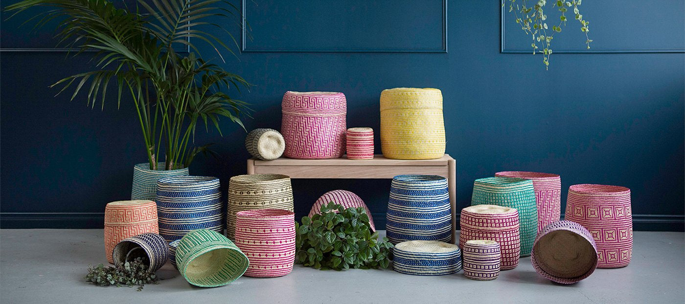 discover our basket collection