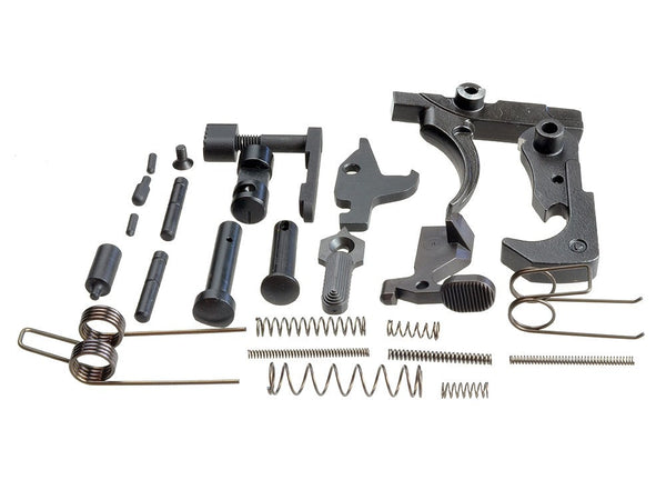 AR Lower Receiver Parts with Trigger, Hammer and Disconnector