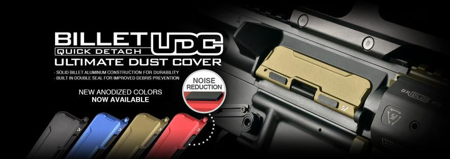 Billet Dust Covers