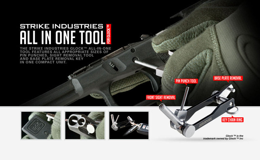 Glock All-In-One Tool